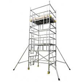 ALUMINIUM TOWER SCAFFOLD 10.2M